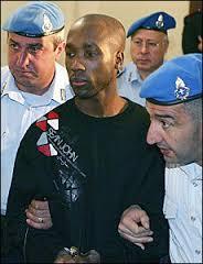 Rudy Guede arrest